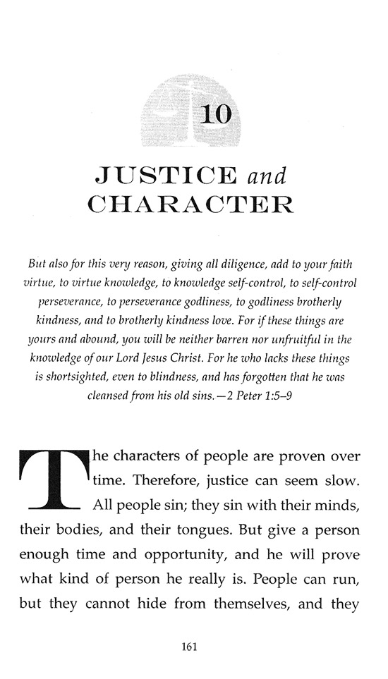 A Justice Primer page 161