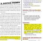 "A Justice Primer page 89 — ""Bulverism"""