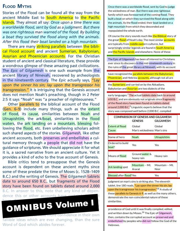Gilgamesh and noah essay